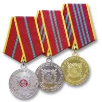 Медаль за выслугу лет МВД