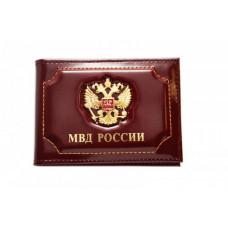 Обложка на удостоверение с гербом
