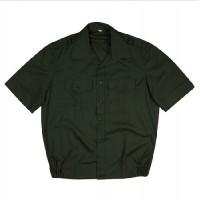 Рубашка офисная короткий рукав